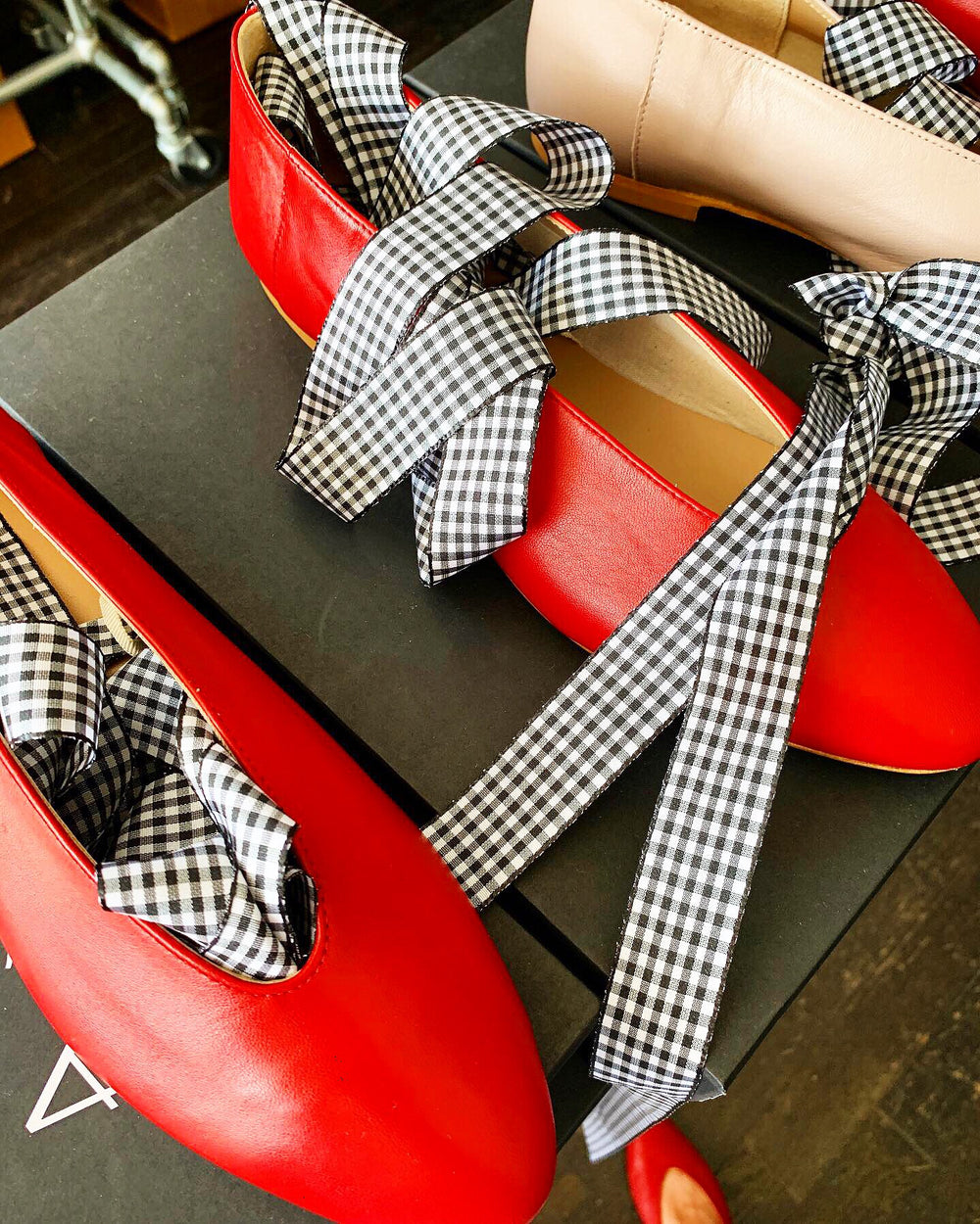 Frock x A. Soliani Ballet Flat - The Frock NYC