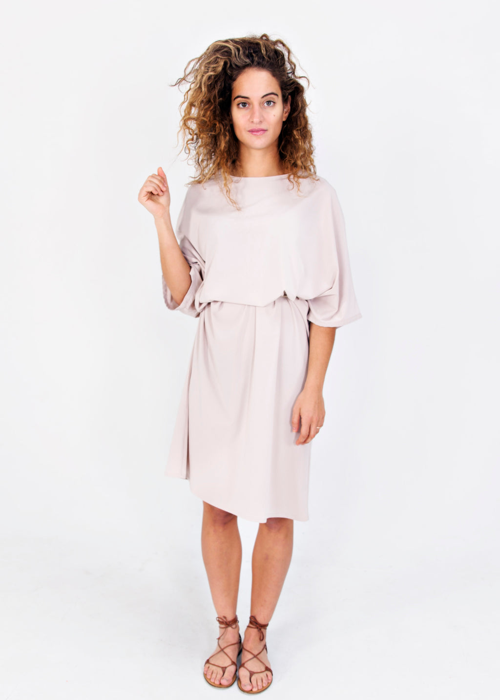 EZ Dress - Cream