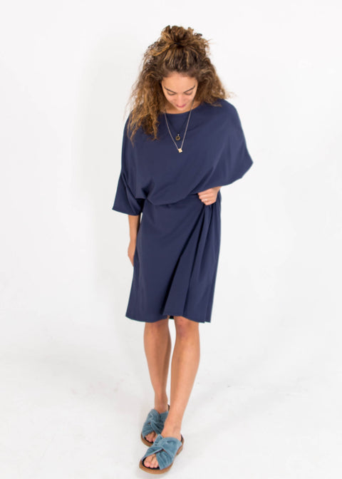 EZ Dress - Navy