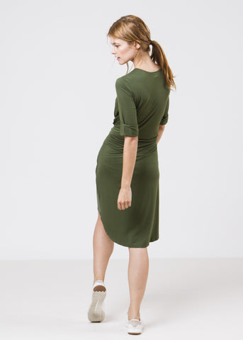 ClassicT Dress - Matcha Green