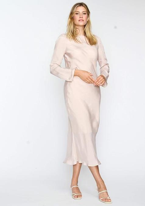 Signature Slip - Champagne - The Frock NYC