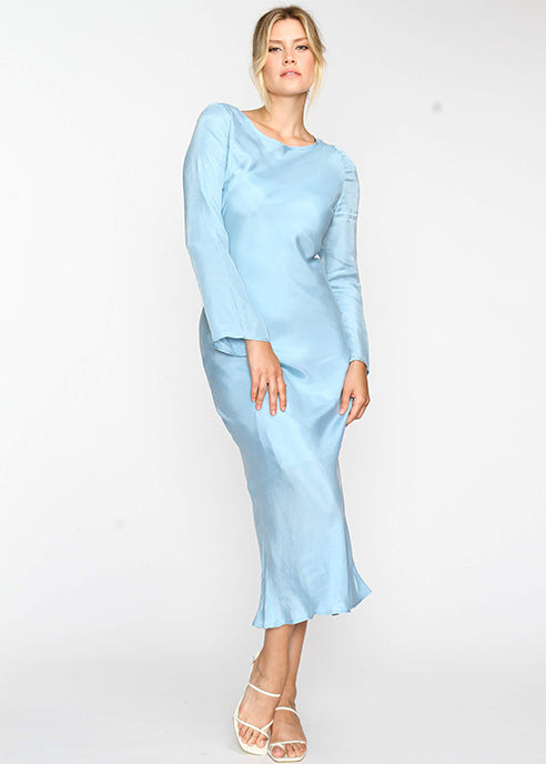Signature Slip - Sky Blue - The Frock NYC