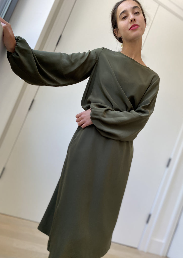 Willow - Fern Green - The Frock NYC