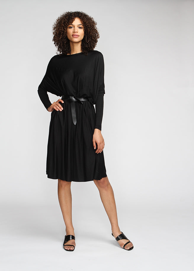 Fluid Mini -Black - The Frock NYC