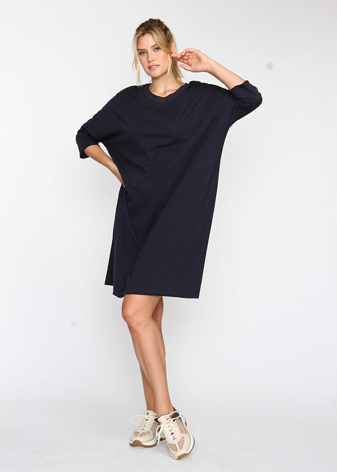 T-Shift - Navy - Last Chance Final Sale - The Frock NYC