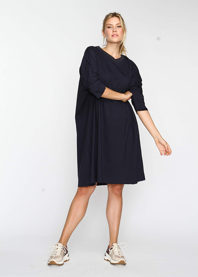T-Shift - Navy - The Frock NYC