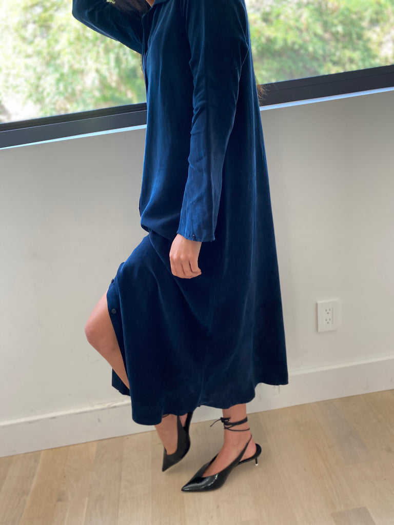 Iconic Dress - Navy Ink - The Frock NYC
