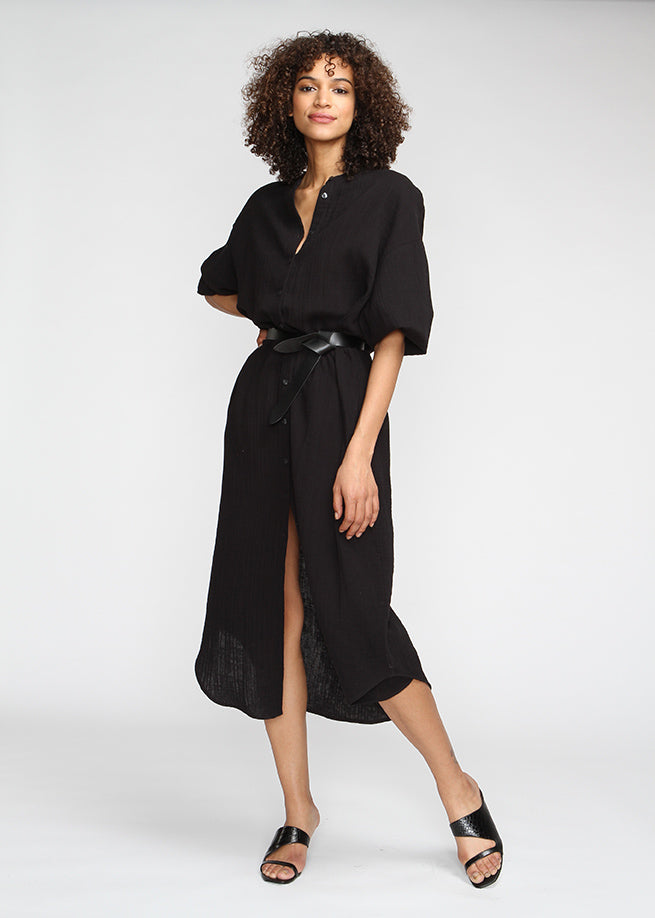 Marrakech - black - The Frock NYC