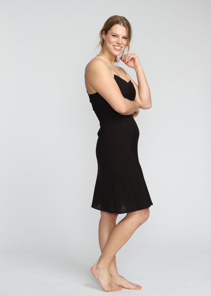 Under Slip - Black - The Frock NYC