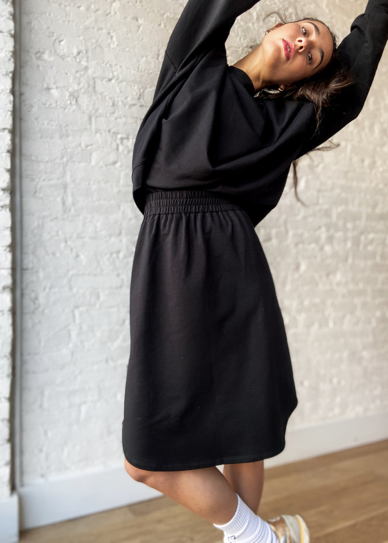 All Sweats Skirt - The Frock NYC