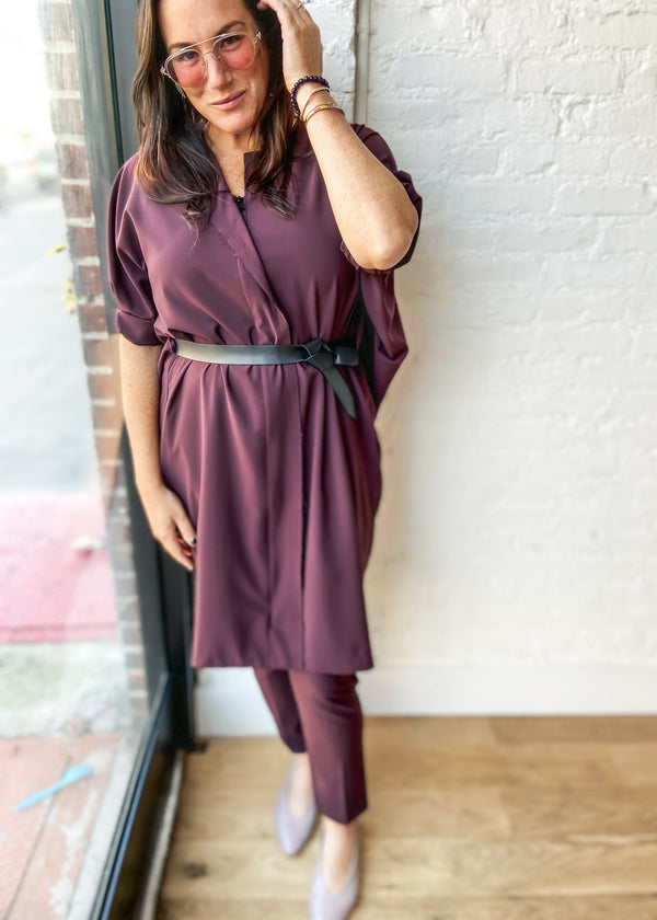 2 Way - Burgundy - The Frock NYC