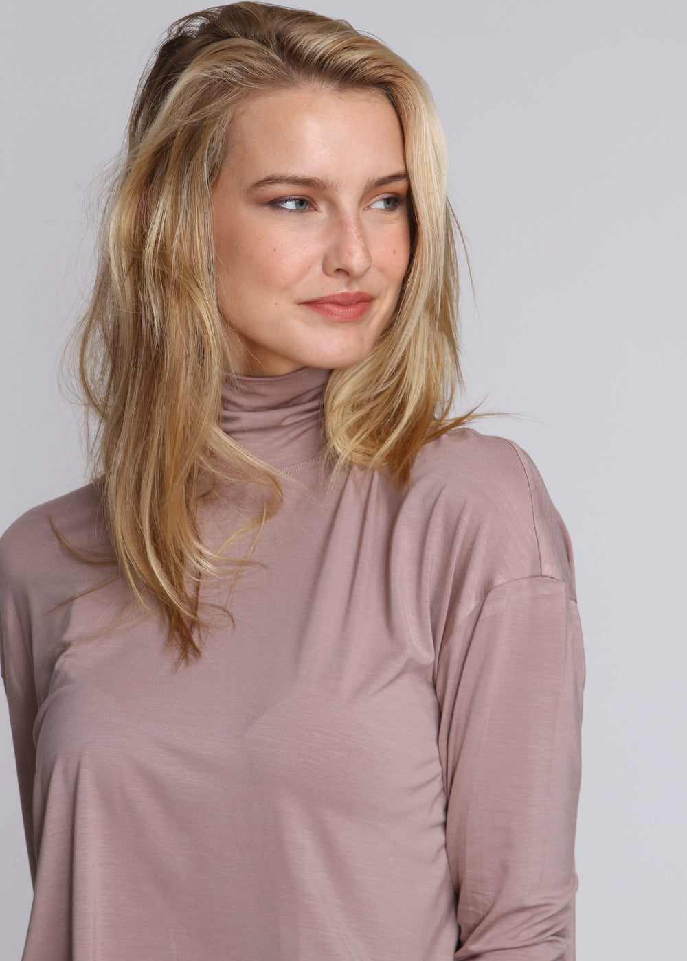 Polar T - Taupe - The Frock NYC