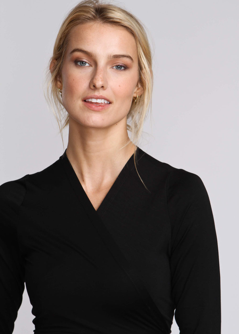 Ballet Top - Black - The Frock NYC