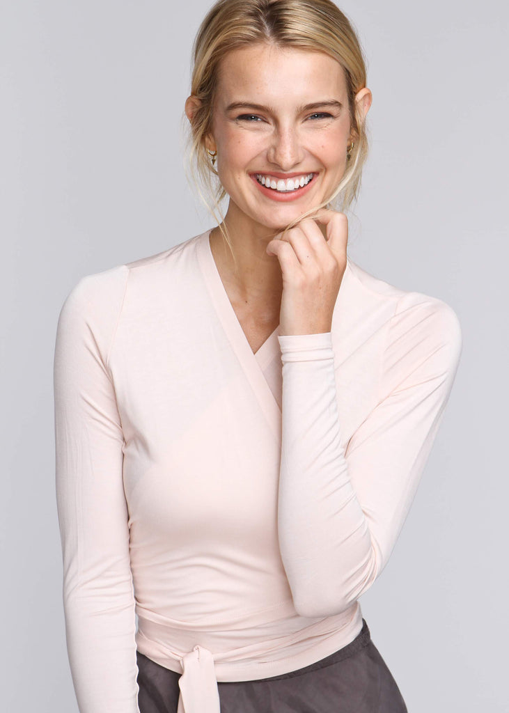 Ballet Top - Ballet Pink - The Frock NYC