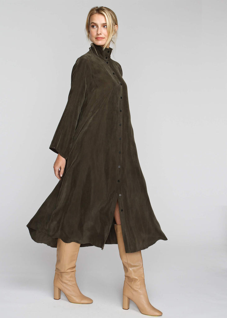 Iconic Dress - Army - The Frock NYC