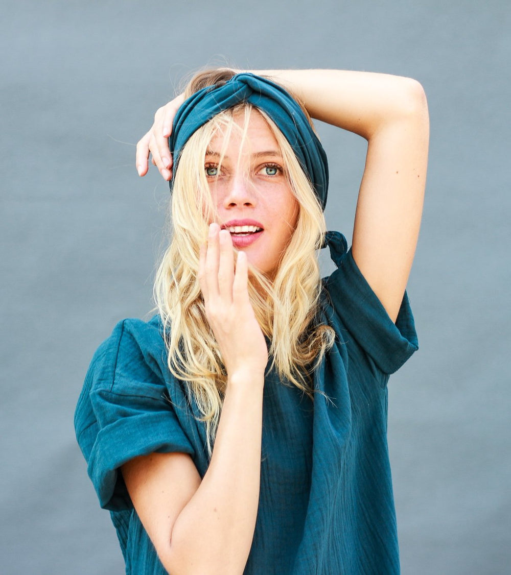 The Turban - Last Chance Final Sale - The Frock NYC