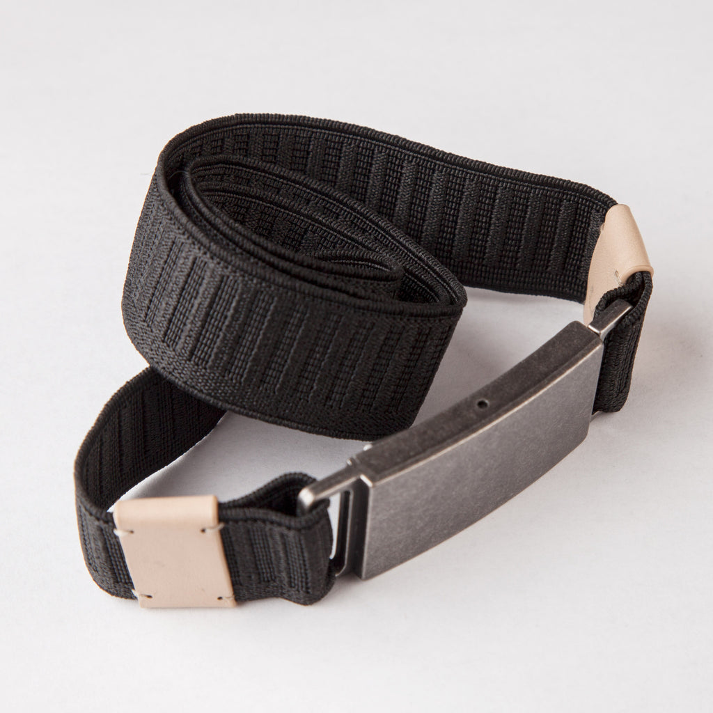 THE FROCK SEAT BELT - BLACK $36