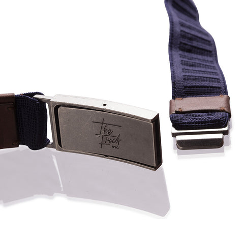 Seat Belt - Navy - The Frock NYC