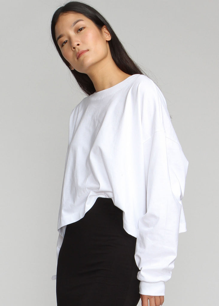 Crop T - The Frock NYC