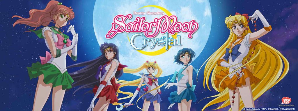 Sailor Moon Crystal Update: New Trailer, Opening and Ending Themes Revealed!