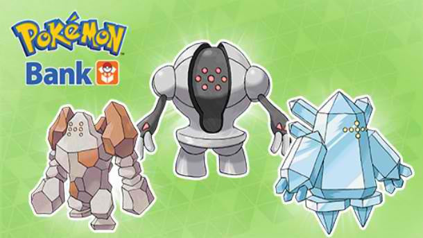 Pokemon Latest – Three Legendary Pokemon You Can Get For Free In Pokemon Bank!