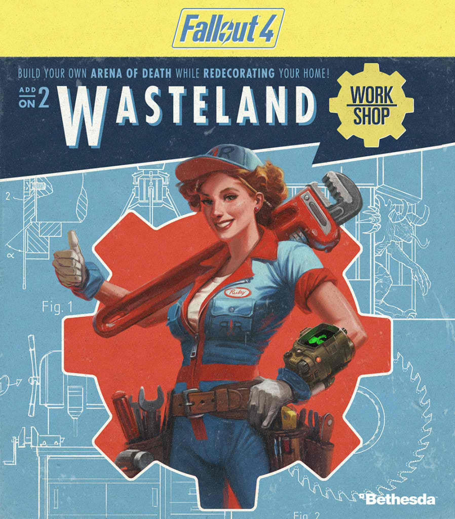 Fallout 4 DLC Update: Wasteland Workshop Releases On April 12 For Europe & North America