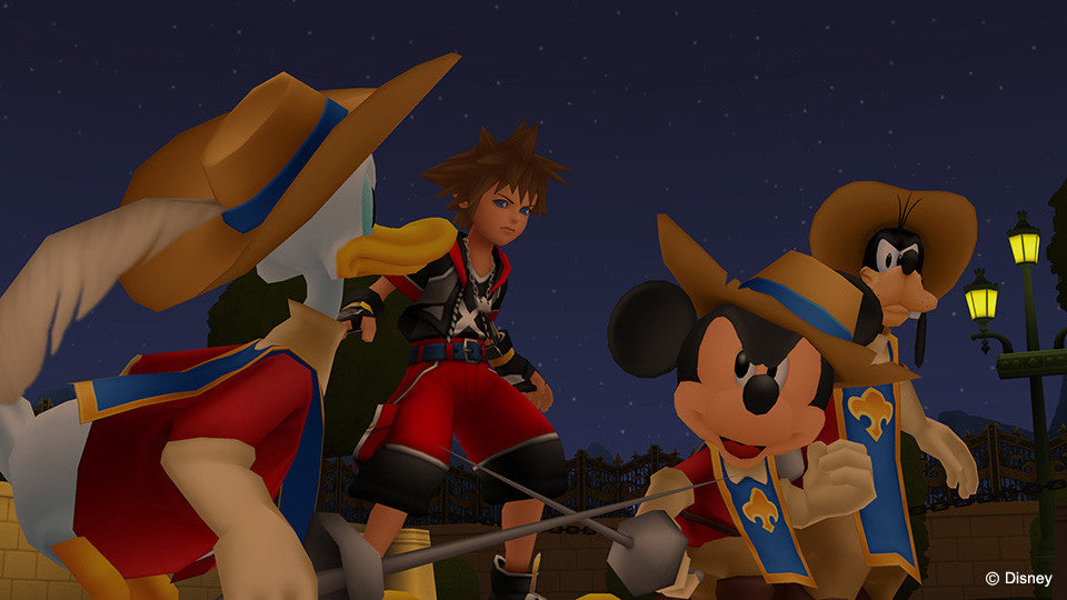 Kingdom Hearts 3 Won't Be Released Before April 2017; Kingdom Hearts: Unchained X Reaches 2M Downloads In North America
