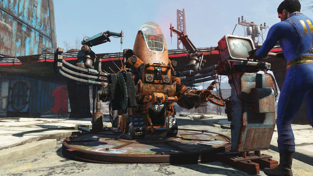Fallout 4 Latest Update: Automatron Fallout 4 Trailer Released, Bethesda Sends Fallout 4 DLC Beta Invites!