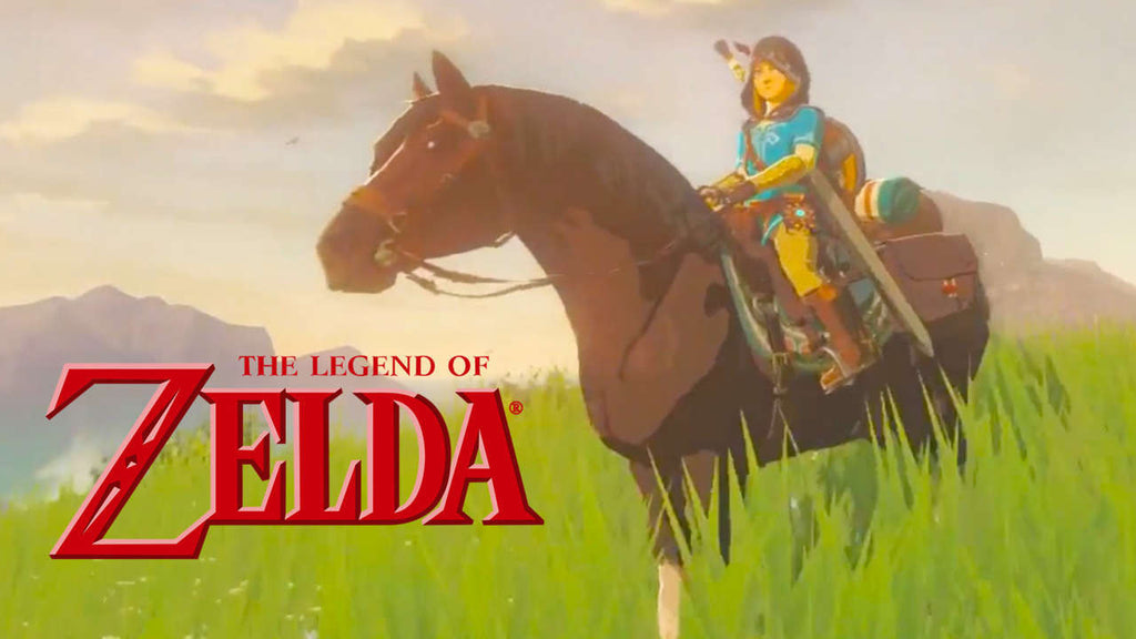 The Legend Of Zelda Goes Center Stage At Nintendo's E3 Pre-Show, Announced As Video Game Hall of Fame Inductee