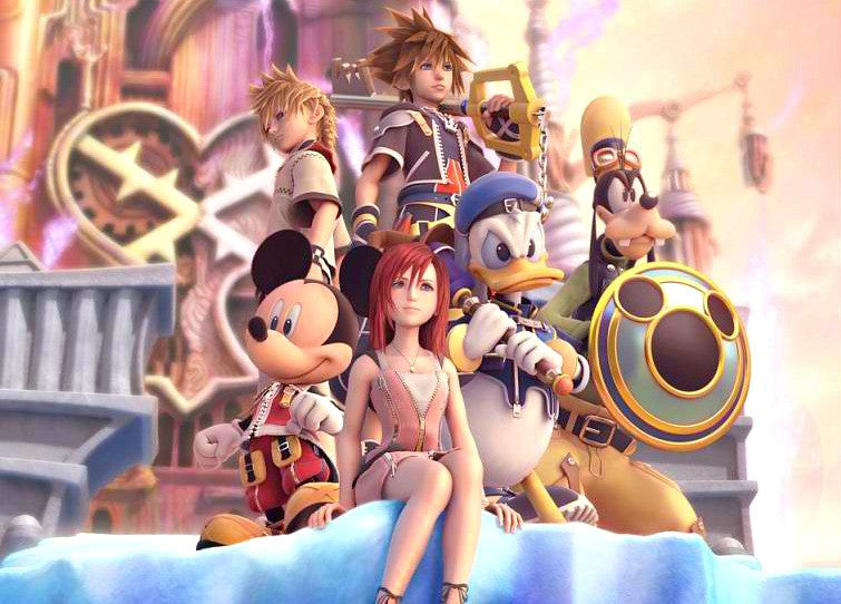 KH3 Latest News & Update: Kingdom Hearts 3 Release Date, Final