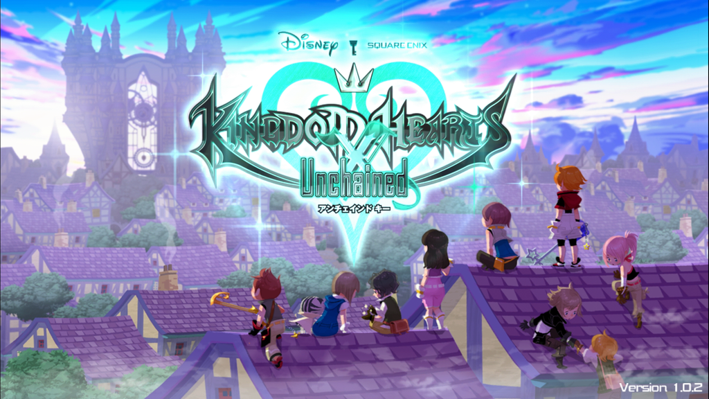 Kingdom Hearts Latest Update: Download Kingdom Hearts Unchained X Today!