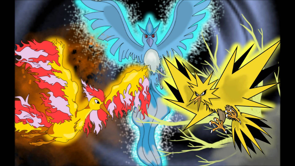 Pokemon 20th Anniversary:  How To Get The Trio of Legendary Birds Of Pokemon This May