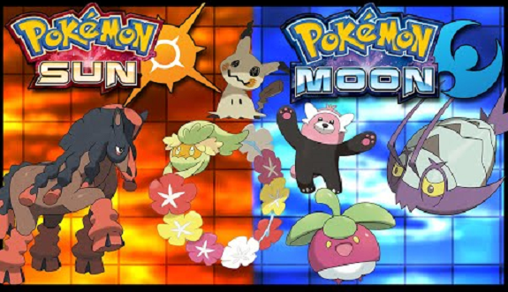 6 New Pokemon Revealed In The Latest Pokemon Sun And Moon Trailer; New Features Also Announced