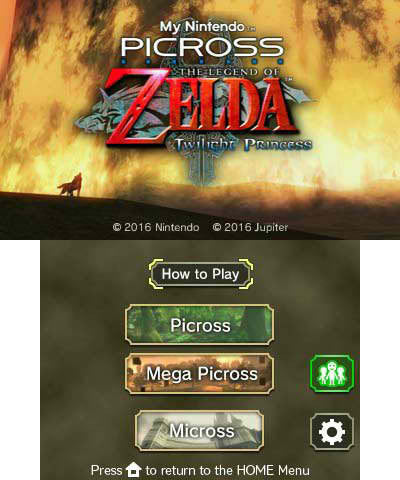 Legend of Zelda Latest Update: A New Picross Game Revealed As