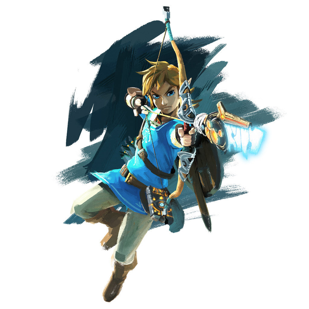 Nintendo Moves Zelda Wii U To 2017, Confirms NX Version