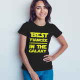 Star Wars Best Fiancee In The Galaxy Shirt