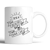 Grey's Anatomy It's A Beautiful Day To Save Lives 11oz Mug