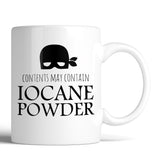The Princess Bride Contents May Contain Iocane Powder 11oz Mug