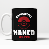 Pokemon Kanto University Est. 1996 11 oz Mug - NerdKudo - 4