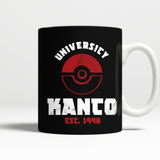 Pokemon Kanto University Est. 1996 11 oz Mug - NerdKudo - 3