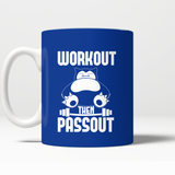 Pokemon Workout Then Passout Mug - NerdKudo - 7