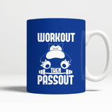 Pokemon Workout Then Passout Mug - NerdKudo - 5