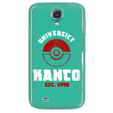 Pokemon Kanto University Est. 1996 Phone Case - NerdKudo - 3