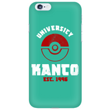 Pokemon Kanto University Est. 1996 Phone Case - NerdKudo - 6