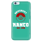 Pokemon Kanto University Est. 1996 Phone Case - NerdKudo - 7