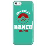 Pokemon Kanto University Est. 1996 Phone Case - NerdKudo - 5