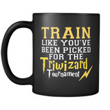 Harry Potter Train Like You've Been Picked For The Triwizard Tournament Mug - NerdKudo - 2