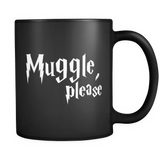 Harry Potter Muggle, Please Mug - NerdKudo - 1