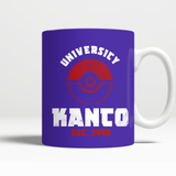 Pokemon Kanto University Est. 1996 11 oz Mug - NerdKudo - 5