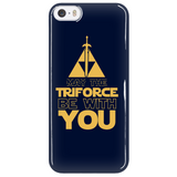 The Legend Of Zelda May The Triforce Be With You Phone Case - NerdKudo - 5